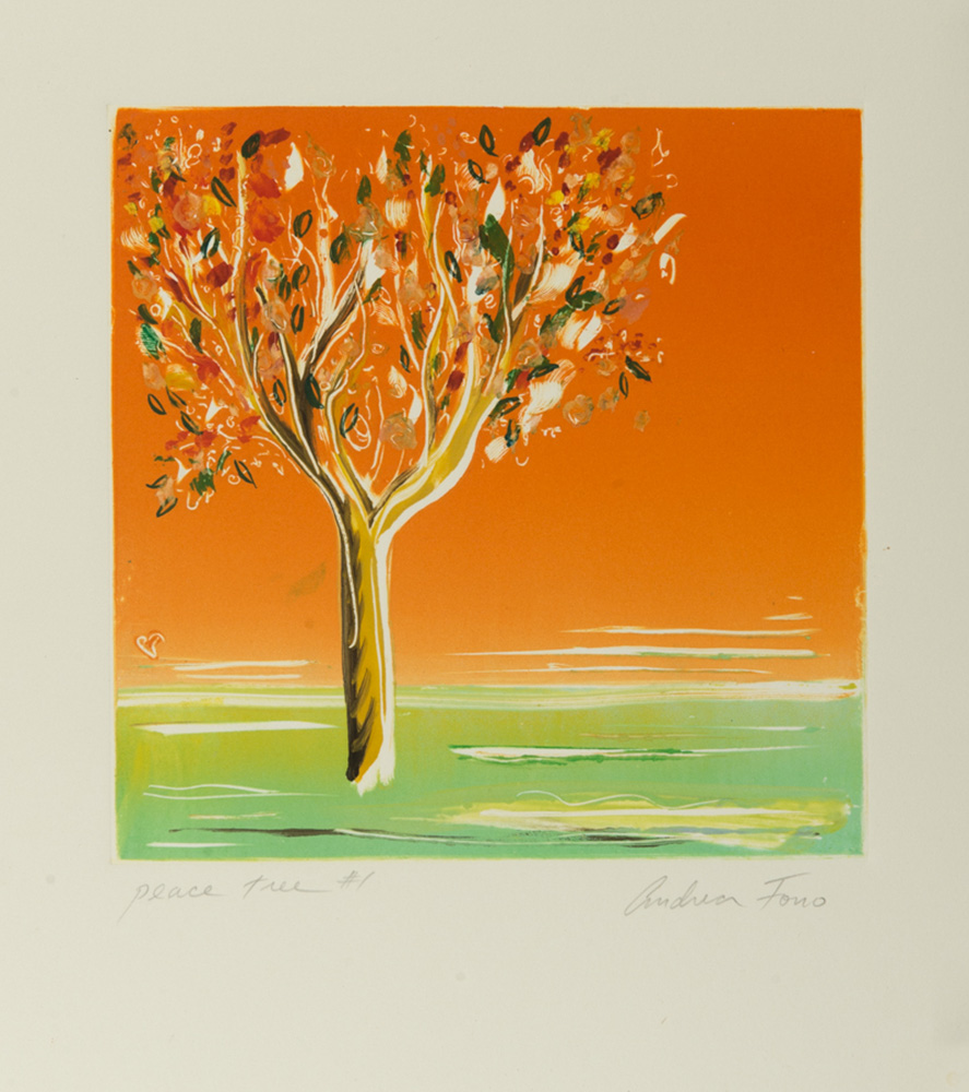 "The Forgiveness ""Trees to Go"" Series - Orange"